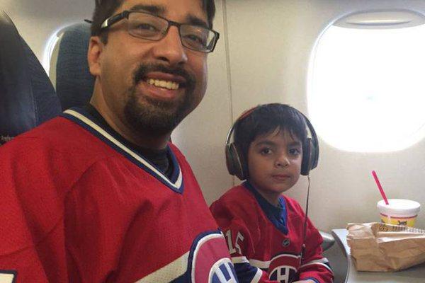 Enfant sur la liste des voyageurs à haut risque: Goodale s'en mêle