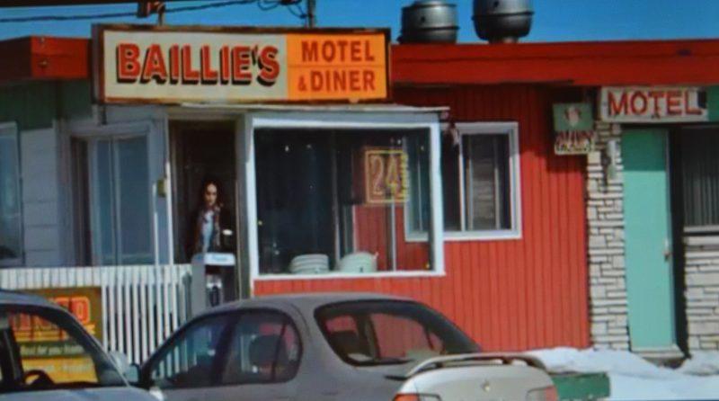 Le film américain <I>The Jacket<I> a tourné dans un motel de Mont-Saint-Hilaire qui avait été transformé en casse-croûte pour l'occasion.