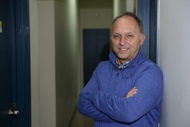 Le directeur général du Carrefour jeunesse-emploi Vallée-du-Richelieu, Daniel Vermeersch.