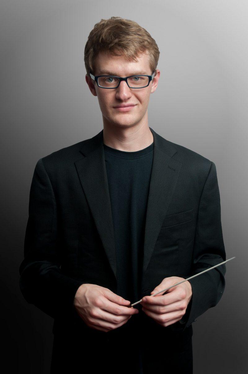 Le chef d'orchestre Étienne Lemieux-Després