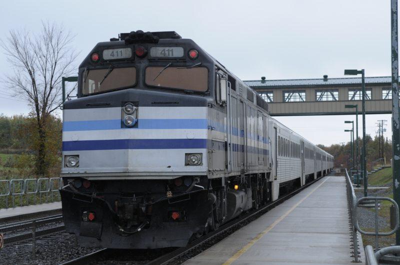 Le train de banlieue ne se rendra pas à Saint-Hyacinthe