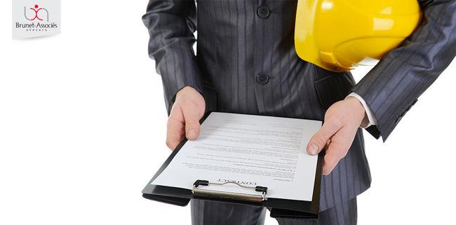 Vous êtes entrepreneur, ouvrier, contracteur, architecte ou ingénieur ?