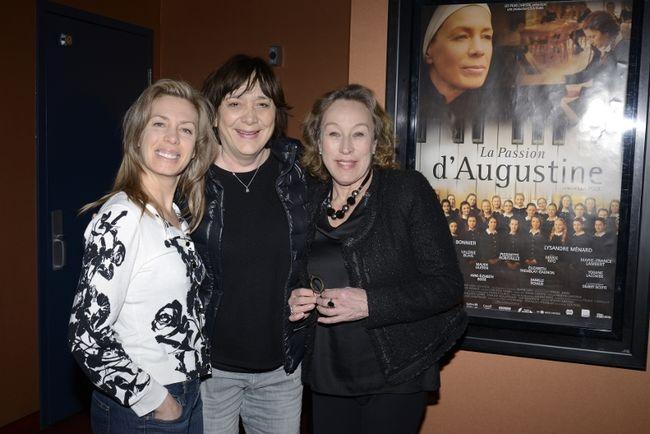 La comédienne de Saint-Jean-Baptiste Marie Tifo fait partie de la distribution du film La passion d'Augustine. Le long métrage a été présenté mercredi soir au Cinéma Beloeil.