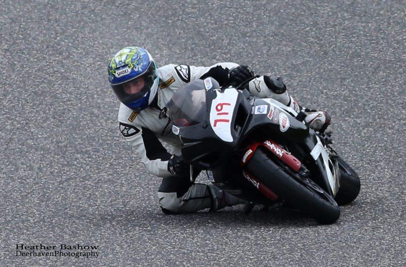 Jean-Marc Gagné était un amateur de courses de moto.