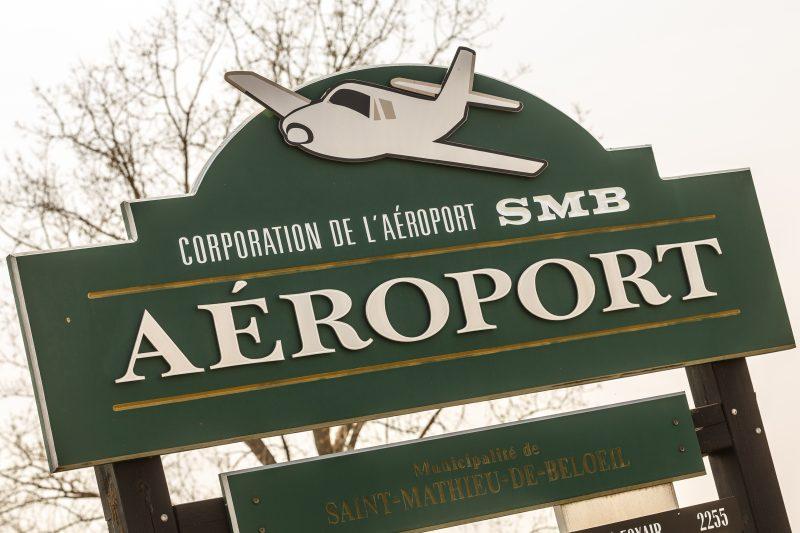 L'aéroport de Saint-Mathieu-de-Beloeil pourrait vivre un nouvel agrandissement dès cet automne.