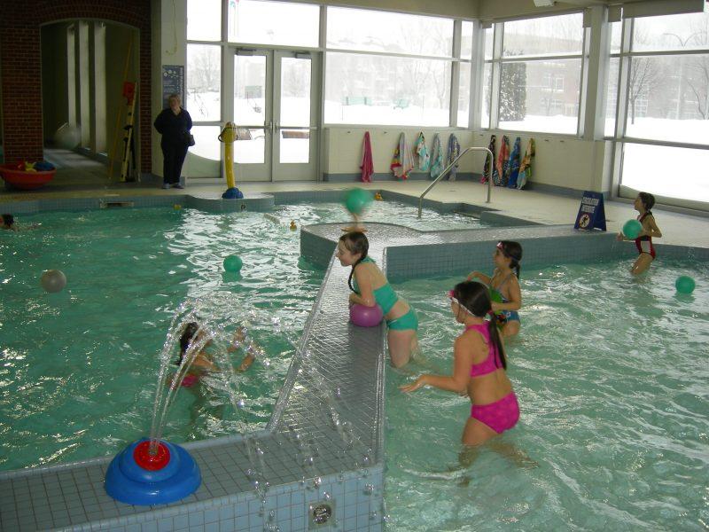 Centre aquatique Mont-Saint-Hilaire