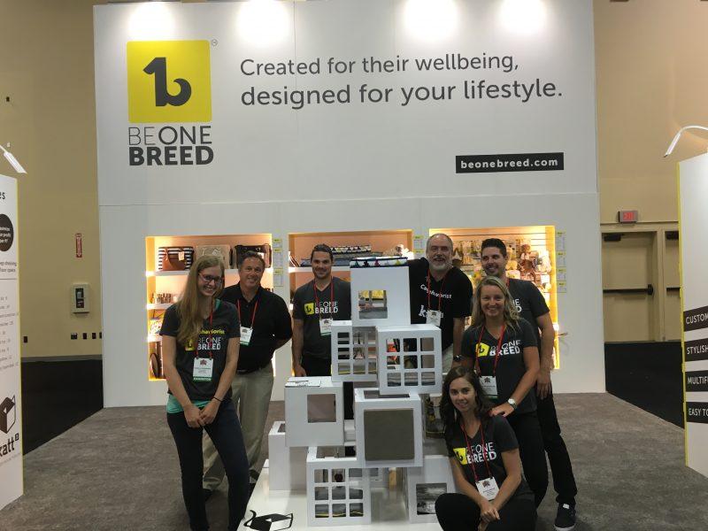 Quatre fois par année, BeOneBreed tient une campagne de co-design où elle demande aux gens leurs préférences.