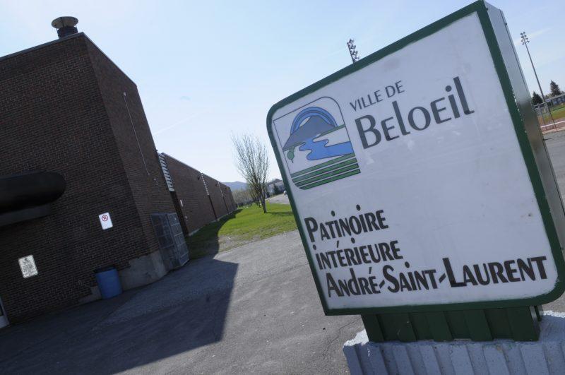 L'aréna André-Saint-Laurent à l'abri d'un nom corporatif?