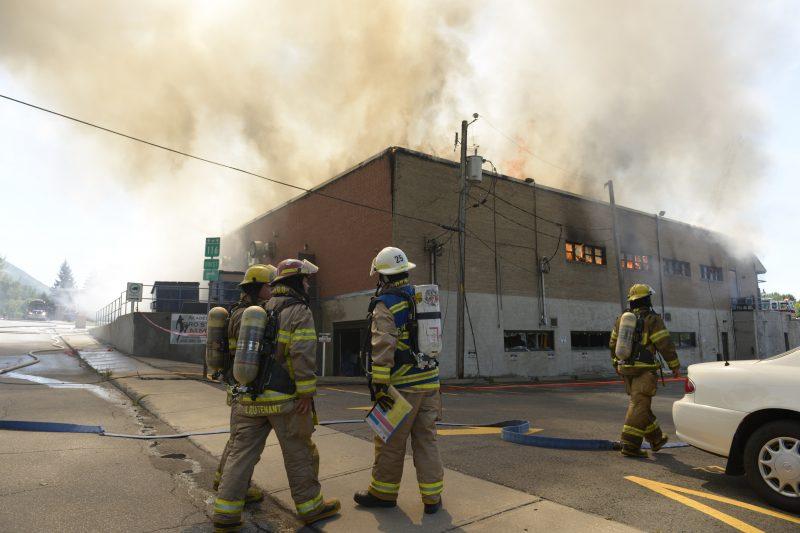 Un regroupement des services incendie de la région est toujours dans les cartons.