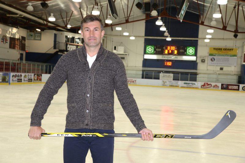 Roman Harmlik a joué avec le Canadien de Montréal de 2007 à 2011.