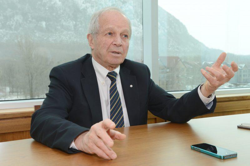 Dr Fernand Labrie, président et fondateur d'Endoceutics