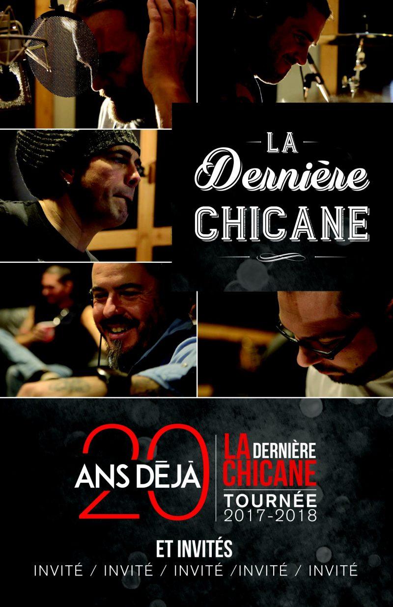 La Chicane sera notamment en spectacle à l'Expo Saint-Hyacinthe.
