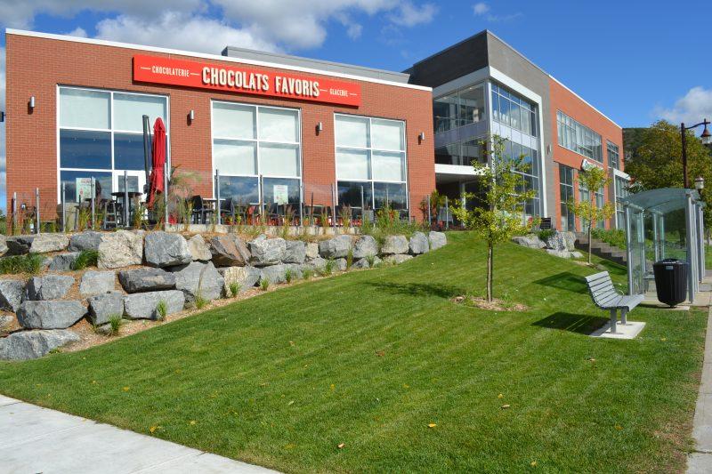 Tous les bâtiments commerciaux seront inspectés par la nouvelle ressource, dont le Carrefour Rouville-Laurier qui a succédé au centre commercial  incendié en août 2014.