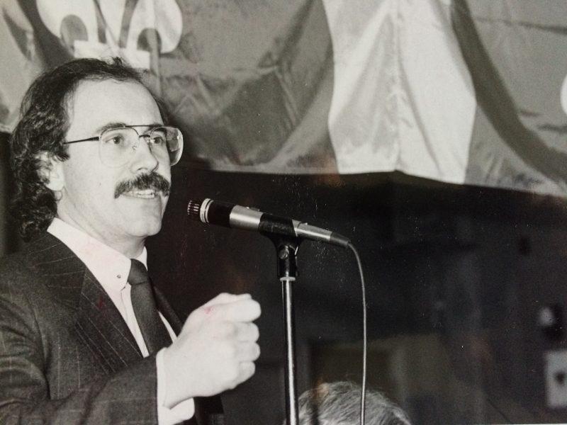 La carrière politique de Jean-Pierre Charbonneau en cinq dates