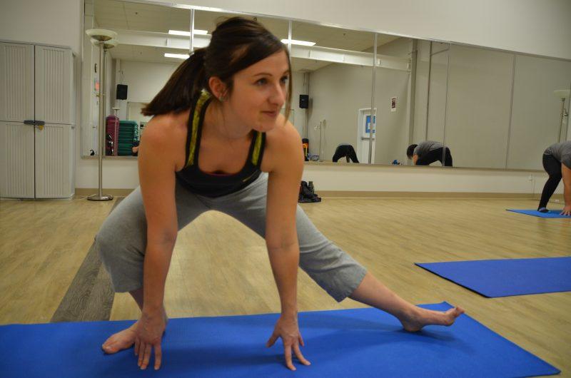 La journaliste Karine Guillet a expérimenté un entraînement selon la méthode Essentrics.