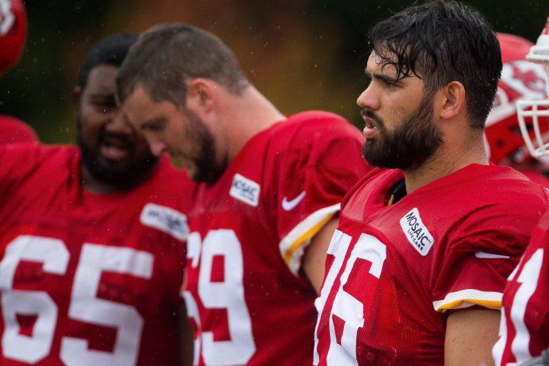 Les Chiefs se sont inclinés 18-16 contre les Steelers, dimanche soir.
