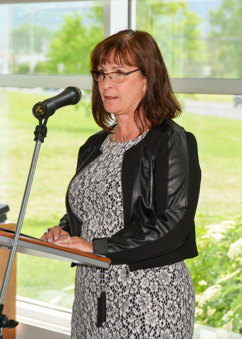 Diane Lavoie.