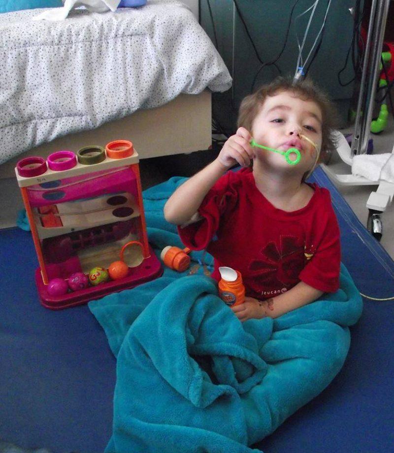 Marie-Thaïs est décédée le 10 septembre 2012, à l'âge de 2 ans.