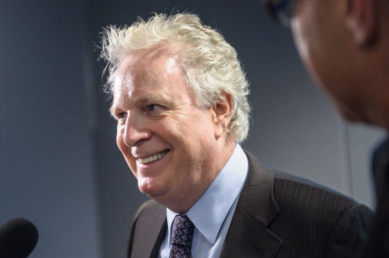 En marge d'une allocution à l'Université McGill, l'ex-premier ministre Jean Charest a estimé que M. Hamad avait «posé un bon geste» en décidant de faire appel au Commissaire à l'éthique.