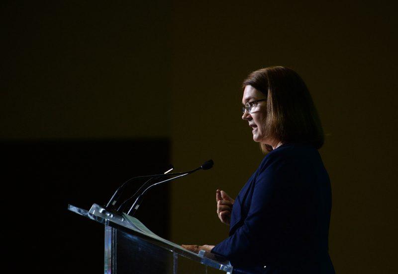 La ministre fédérale de la Santé, Jane Philpott.