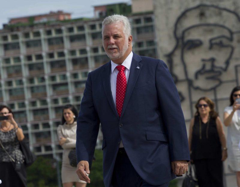 Cette rencontre avec Raul Castro marque ainsi la dernière journée d'une visite rapide de deux jours pour Philippe Couillard en sol cubain.