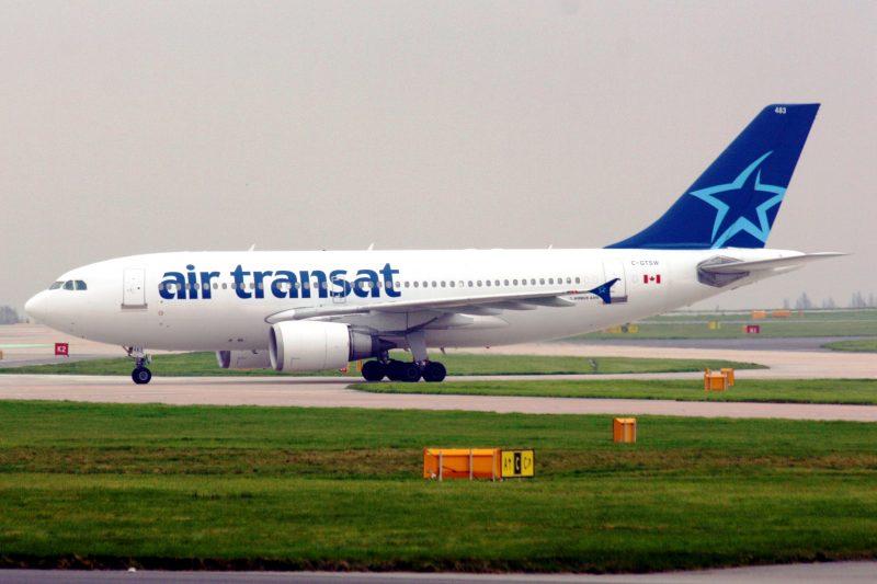 Pilotes en état d'ébriété: Air Transat dédommagera les voyageurs importunés