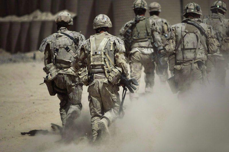 Le Canada à la tête d'un bataillon de l'OTAN