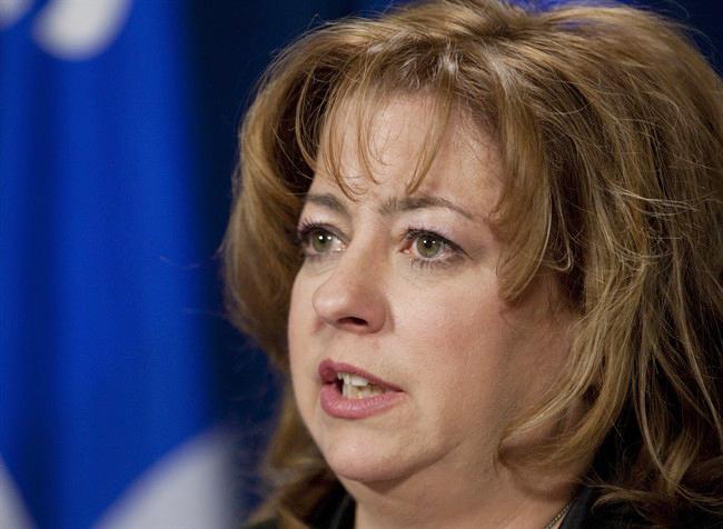 La députée provinciale d'Arthabaska Sylvie Roy est décédée à l'âge de 51 ans.