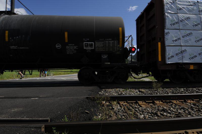 Le projet de terminal pétrolier à Belledune, au Nouveau-Brunswick, implique le passage de wagons-citernes au cœur de Mont-Saint-Hillaire