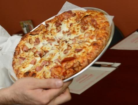 Les meilleures pizzas en ville