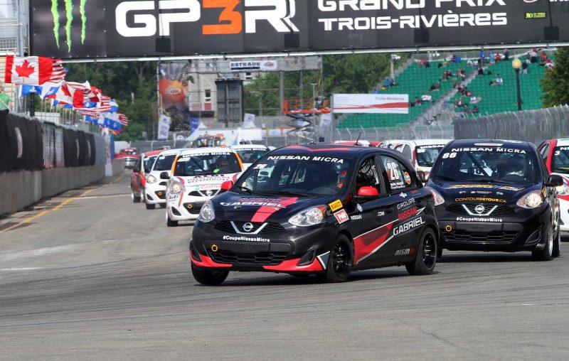 Un Top 5 pour Valérie Chiasson au Grand Prix de Trois-Rivières