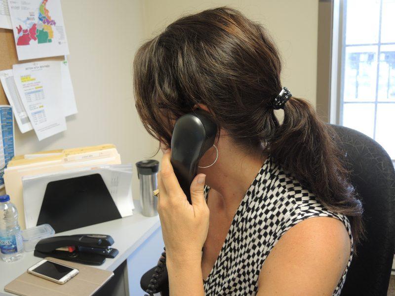 Une résidente de Chambly a été victime le 24 juillet dernier d'une arnaque téléphonique.