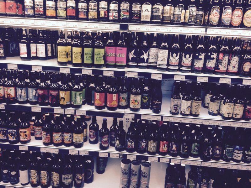 Où se procurer des bières de microbrasseries?