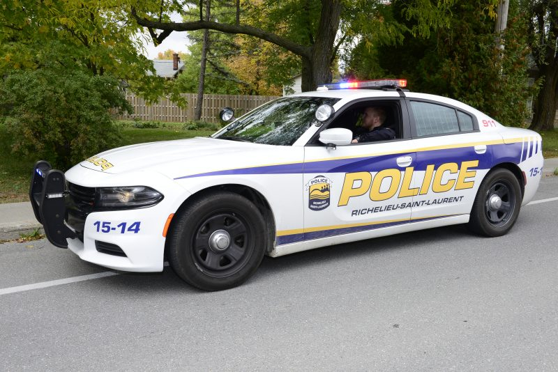 La Régie de police Richelieu-Saint-Laurent renouvellera une partie de sa flotte de voiture dans les prochains mois.