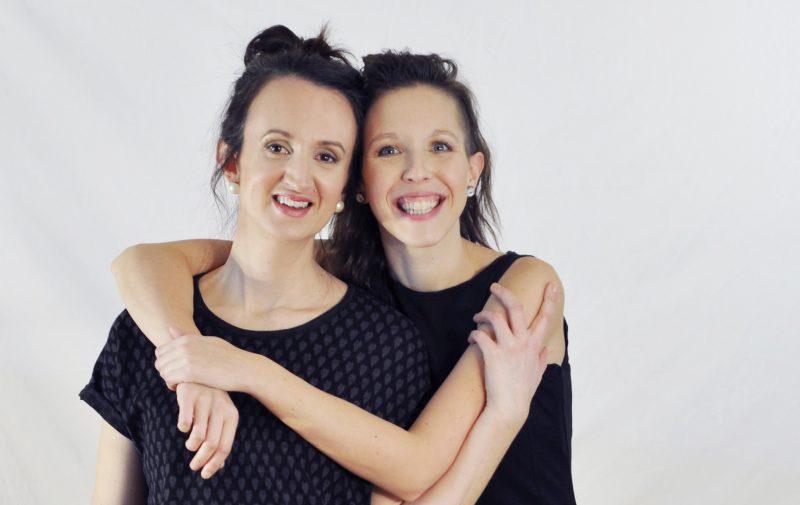 Marie-Eve Guérin et Dominique P. Bournival sont les deux amies et  entrepreneures fondatrices d'Écovogue.