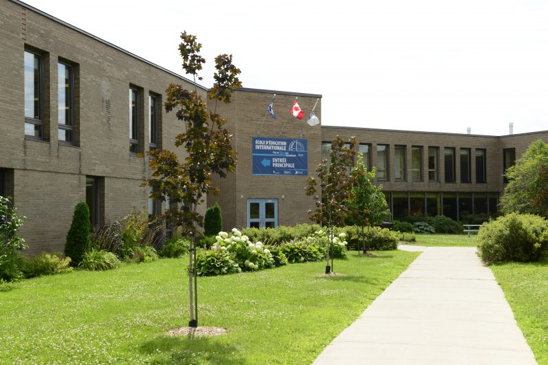 L'École d'éducation internationale de McMasterville
