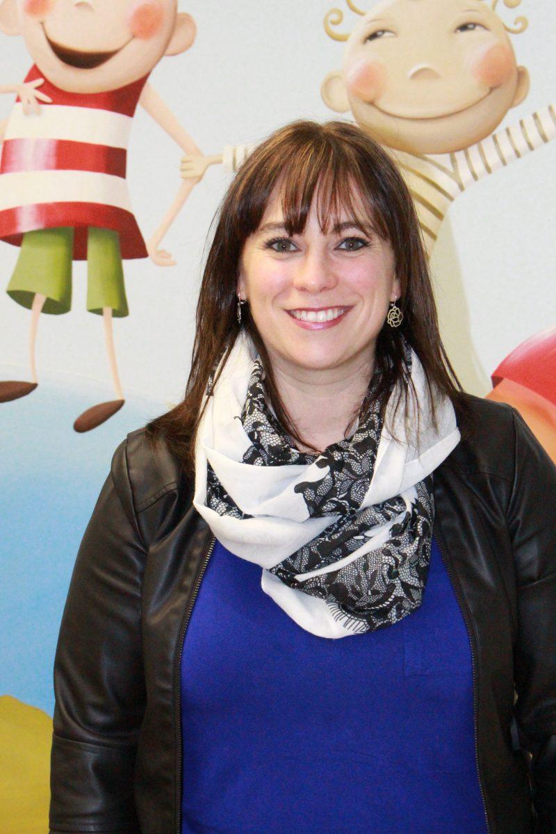 Annie Fournier, sexologue et chef des services cliniques au Centre d'expertise Marie-Vincent.