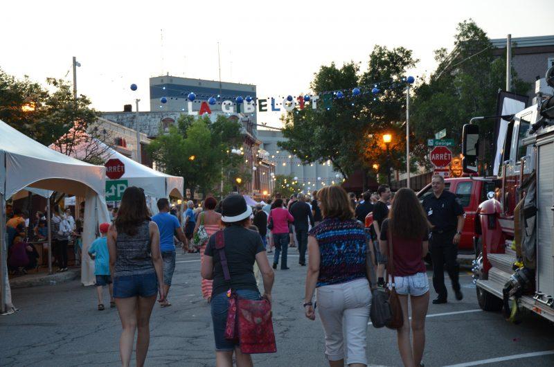 Festival de la Gibelotte de Sorel