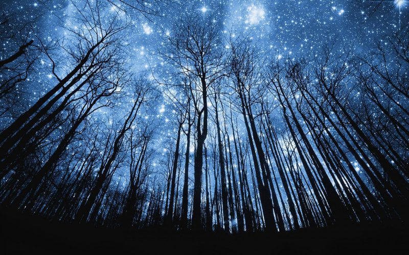 Enniska – Promenade sous la petite lune