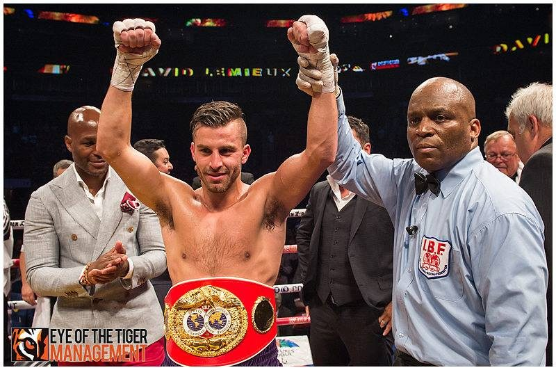David Lemieux.