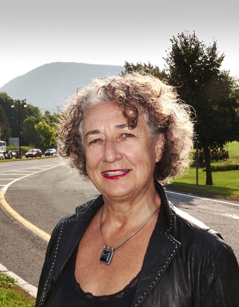 Carole Blouin.