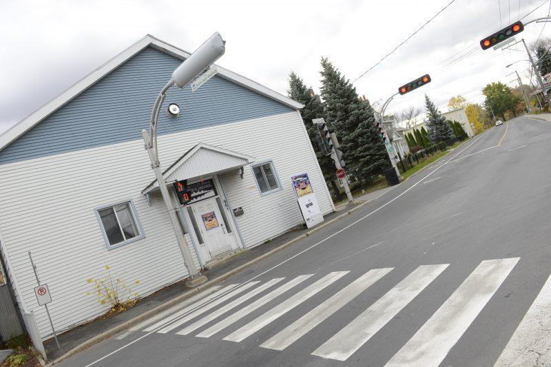 Le bâtiment du 961, rue Richelieu, devrait être démoli en 2016.