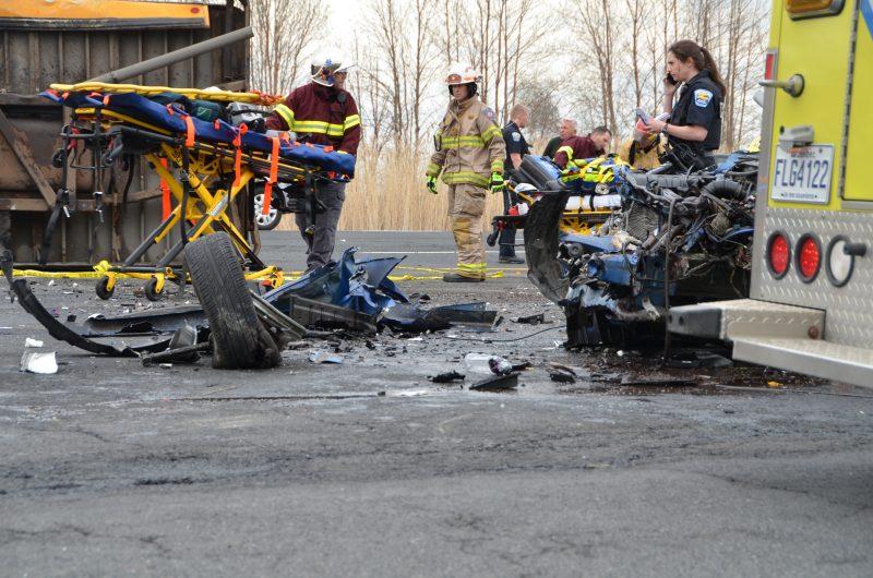 Collision fatale à Mont-Saint-Hilaire : la vitesse est en cause