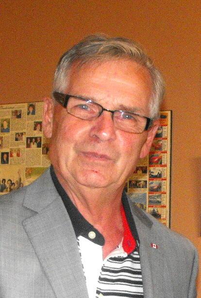 Le candidat du Parti conservateur dans Pierre-Boucher-Les Patriotes-Verchères, Clovis Maheux.