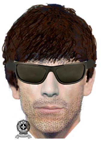 Suspect recherché pour un vol qualifié