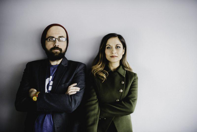 David Méliès et Francesca Como