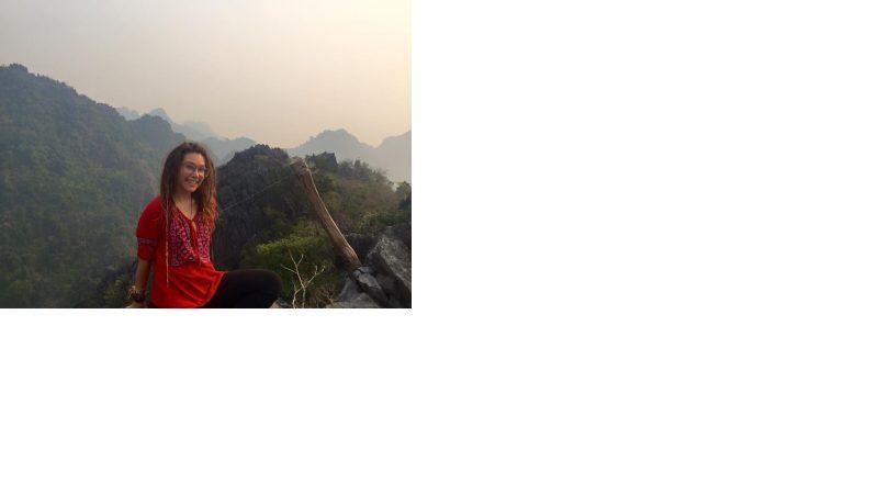 Charlotte Bellehumeur a mis sur pied une maison de jeunes en Indonésie.