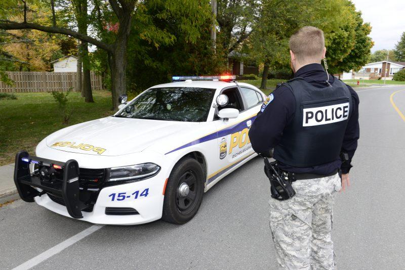 Le nombre de crimes a baissé de 12% en 2014 sur le territoire de la Régie de police Richelieu-Saint-Laurent.