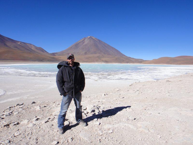 Éric Daoust en Bolivie