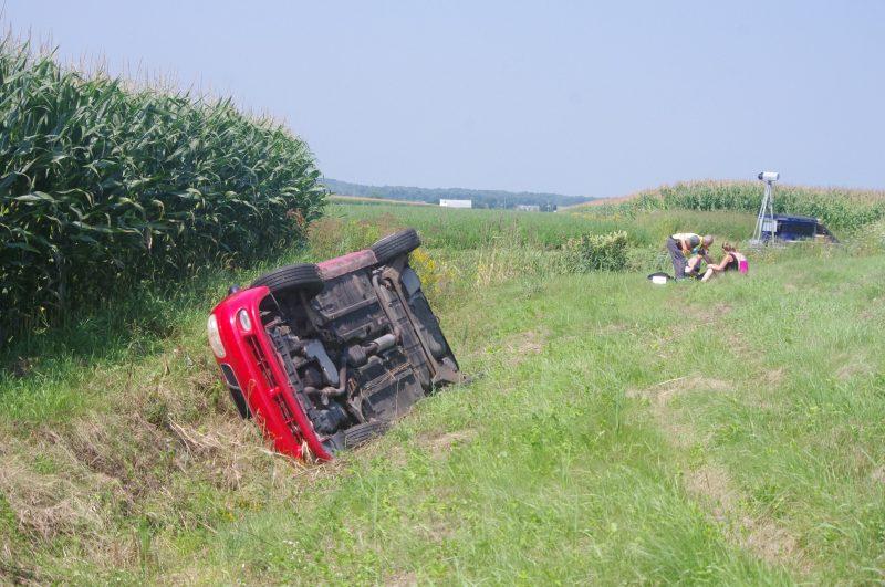 L'inexpérience mélangée avec la vitesse pourrait être la cause de l'accident.